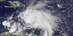 Alerta la República Dominicana ante paso del huracán Matthew -...