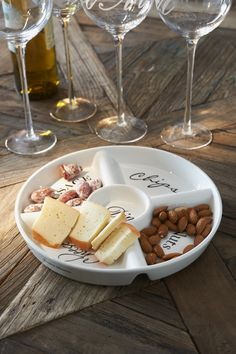 Rivièra Maison - Let's party plate