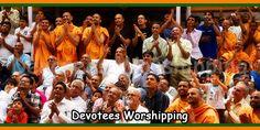 Devotees Do Not Worship Idols