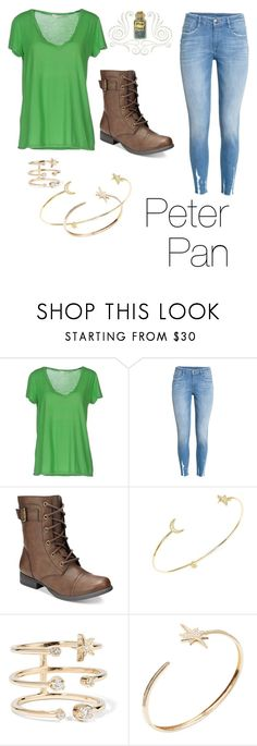 """""""Untitled #12"""" by mhrainbows ❤ liked on Polyvore featuring beauty, jucca, H&M, American Rag Cie, Tai, Andrea Fohrman and Shay"""