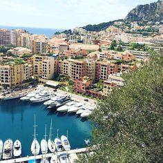 #Rocher #France #Monaco #arhitecture #sea #yaht #travel #Франция #Монако #княжествоМонако #архитектура #бухта #яхты #море by lisitsairina from #Montecarlo #Monaco