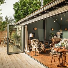 The Sanctuary – Hampshire, UK (House of Turquoise) House Of Turquoise, Future House, My House, Sheltered Housing, Design Case, Cabana, My Dream Home, Dream Homes, Home Deco