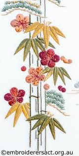 Wonderful Ribbon Embroidery Flowers by Hand Ideas. Enchanting Ribbon Embroidery Flowers by Hand Ideas. Crewel Embroidery Kits, Hardanger Embroidery, Japanese Embroidery, Learn Embroidery, Silk Ribbon Embroidery, Hand Embroidery Patterns, Embroidery Thread, Machine Embroidery Designs, Embroidery Supplies