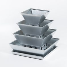 Pflanzpyramide 4er