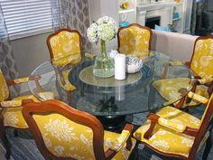 Cottage | Dining Rooms | David Bromstad : Designer Portfolio : HGTV - Home & Garden Television