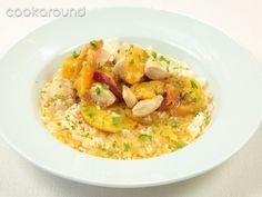 Petto di pollo alle pesche: Ricette Israele | Cookaround