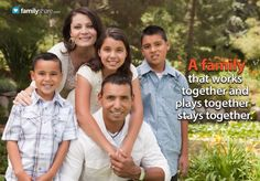 7 effective ways to build family unity
