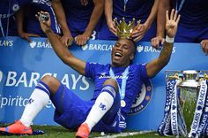The King Drogba!