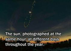 We're here for the science - the funny side of science. Quotes, jokes, memes and more. We're dedicated to bringing the amazing world of science to you! Sun Path, Astronomy Facts, Earth From Space, To Infinity And Beyond, Timeline Photos, Science And Nature, Pretty Cool, Amazing Nature, Cool Pictures