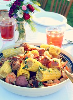 Low Country Boil Recipe::A true Southern tradition!