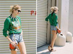 4 Apparels to Mimicked Elena Perminova at the New York Fashion Week