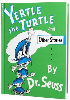 Yertle Turtle & Other Stories by Dr. Seuss - Free Shipping
