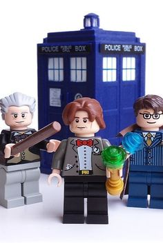 The Mini TARDIS Lego Lovers Have Been Waiting For