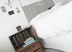 DIY sängynpääty ja valkoiset pellavalakanat | beauty of life | lifestyle- ja sisustusblogi