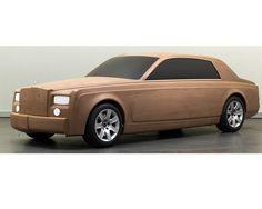 Rolls Royce Phantom Development