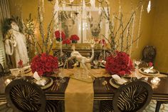 I would have gorgeous tablescapes with unique dinnerware for every holiday season.