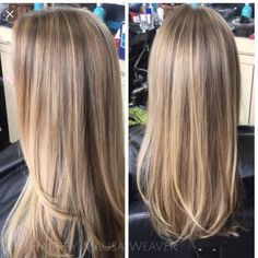 Dirty blonde hair color