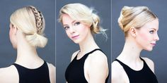 Rushed for Work? These 15 Chic Hairstyles Take Under 60 Seconds