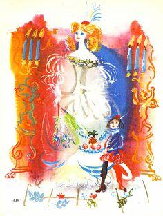 Сказочные Иллюстрации: Г.Траугот - Золушка*