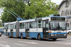 Mercedes Benz O405GTZ trolley bus