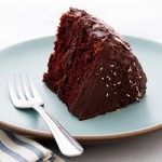 Chocolate Tablea Cake with Choc buttercream frosting