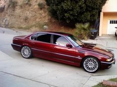 Bmw 740, Bmw 7 Series, Engin, Bmw Classic, Bmw Cars, Cars And Motorcycles, Dream Cars, Track, Vans