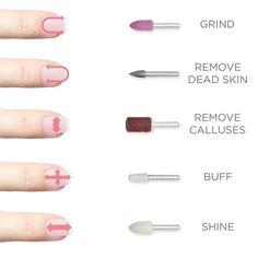 - Mani Pedi with UV Dryer Fancii Mynt Electric Nail File - Manicure Pedicure Set - Fancii & Co.Fancii Mynt Electric Nail File - Manicure Pedicure Set - Fancii & Co. Acrylic Nails At Home, Gel Nails At Home, Uv Gel Nails, Polygel Nails, Gel Nail Tips, Acrylic Nail Shapes, Nail Care Tips, Nail Growth Tips, Acrylic Nail Set