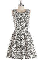 Spontaneous Saturday Dress | Mod Retro Vintage Dresses | ModCloth.com