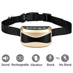 Bark Collar - Upgrade Sensitivity Rechargeable Dog Barking Control Tra...   Rechargeable Battery: The collar can be stuffed for about 1 hour and past about 14 Days to address the problem of batteries changed frequently.  By no means hook up a pet rope to the collar,it will induce abnormal pressure on the get hold of location.  The collar retains activates for 7... #Bark, #BarkCollar, #Barking, #Collar, #Control, #Dog, #Rechargeable, #Sensitivity, #Tra, #Upgrade #Amazon #Am