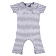 IMPS & ELFS BABY - Striped baby Jumpsuit.