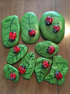 ✓ Best Painted Rocks Ideas, weapon to destroy your boring time . - ✓ Best Painted Rocks Ideas, weapon to destroy your boring time [Images] – Bugs Rock Painting painting – Kids Crafts, Summer Crafts, Diy And Crafts, Craft Projects, Arts And Crafts, Garden Projects, Garden Crafts, Homemade Crafts, Art Crafts