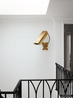 Minimalist House Interior in Atlanta // Barbara Hill | Afflante.com