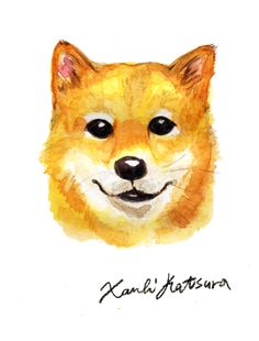 Xanbi Katsura illustration