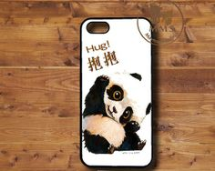Cute Panda iPhone case.,