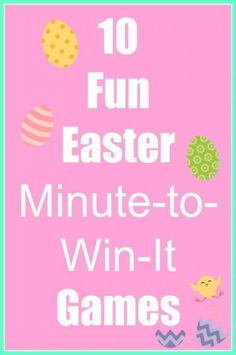 Easter Party Games 68+ Best Ideas #party #games