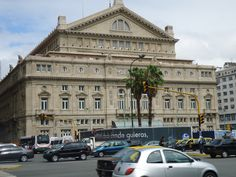 Buenos Aires: Teatro Colón