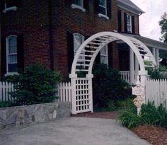 133 Best Fences And Gates Images Backyard Fences