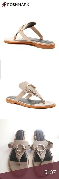 421355fdc92 NEW Rebecca minkoff sheena thong sandal