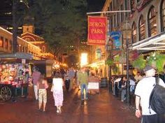 Durgin Park. Expect to beg for your fork...