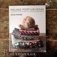 Nice knitting. Malhas Portuguesas. História e prática do tricot em Portugal - Rosa Pomar – Retrosaria