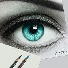 Mesmerizing Pencil Drawing Works by Ayman Fahmy