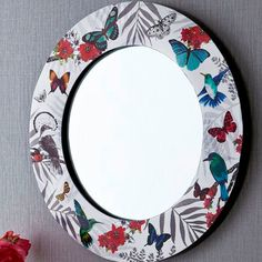 Arthouse Enchantment Mystical Forest Mirror 008301
