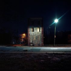 Baltimore by Night – Urban Photography by Patrick Joust