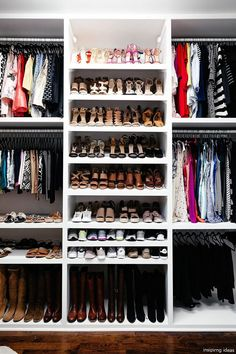 Gorgeous 89 Clever DIY Closet Design Ideas and Organization https://roomaniac.com/89-clever-diy-closet-design-ideas-organization/