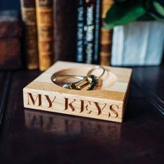 Culinary Concepts My Keys Holder Dish – Beaumonde ®