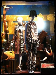 Bergdorf Goodman, 754 Fifth Ave, New York... more shop windows on www.stepstyles.com