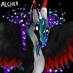 my fursuit Alcher