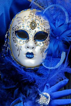 Venise Carnaval by fabriciodo, via Flickr
