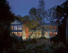 Jewel Box - contemporary - exterior - charleston - Frederick + Frederick Architects