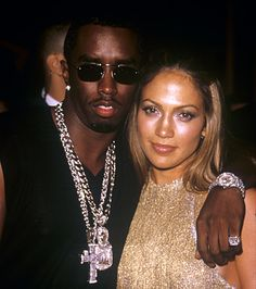 """Lopez romanced the hip-hop mogul for two and a half years in the late '90s. """"He was like, 'I love you!' right away,"""" Lopez recalled during an interview with VH1's Behind the Music. """"It was very fast, but we did have a connection."""""""